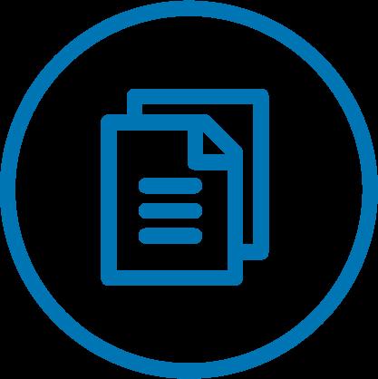 Icon: documents
